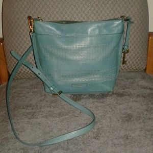 Fossil Hobo Crossbody Bag